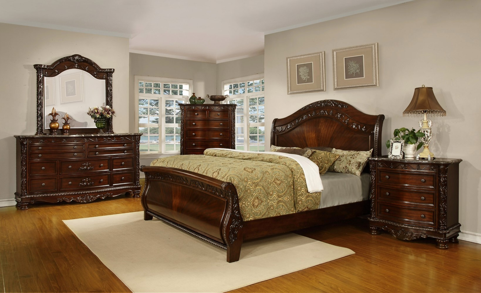 Bedroom collections 6535 patterson patterson drawer chest fairfax furniture Broyhill master bedroom sets